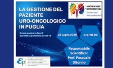 La gestione del paziente uro-oncologico in Puglia