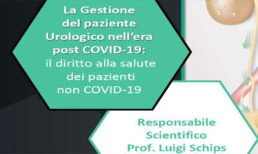 La Gestione del paziente Urologico nell'era post COVID-19: il diritto alla salute dei pazienti non COVID-19