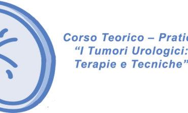 """Corso Teorico – Pratico """"I Tumori Urologici: Terapie e Tecniche"""""""