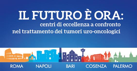IL FUTURO È ORA: centri di eccellenza a confronto nel trattamento dei tumori uro-oncologici