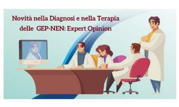Novità nella diagnosi e nella Terapia delle GEP-NEN: Expert Opinion
